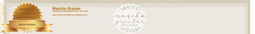 Newborn fotograaf Amsterdam babyfotograaf Mascha Greuter zwangerschapsfotografie newbornfotografie babyfotografie newbornfotograaf logo